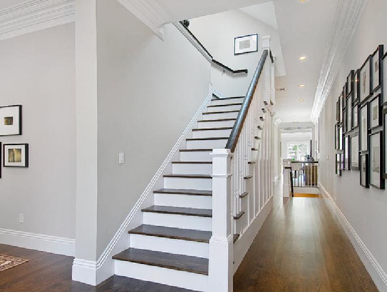 Beautiful Interior Wood Stairs