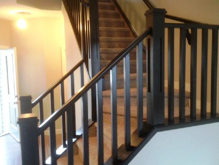 Interior Stairs Winder