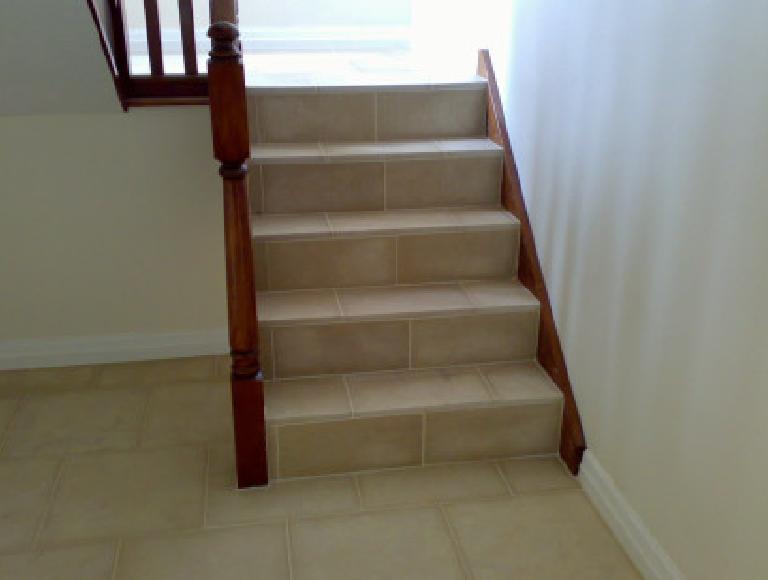 Interior Custom Stairs